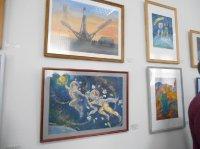 Открытие выставки «Через тернии к звёздам»