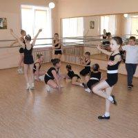 Мероприятия хореографического отделения в рамках празднования юбилея школы