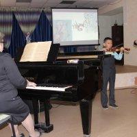 Мероприятия фортепианного отделения в рамках празднования юбилея школы