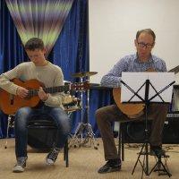 Мероприятия эстрадно джазового отделения в рамках празднования юбилея школы