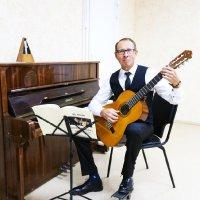 Барсаев Камиль Камильевич - преподаватель эстрадно-джазового отделения